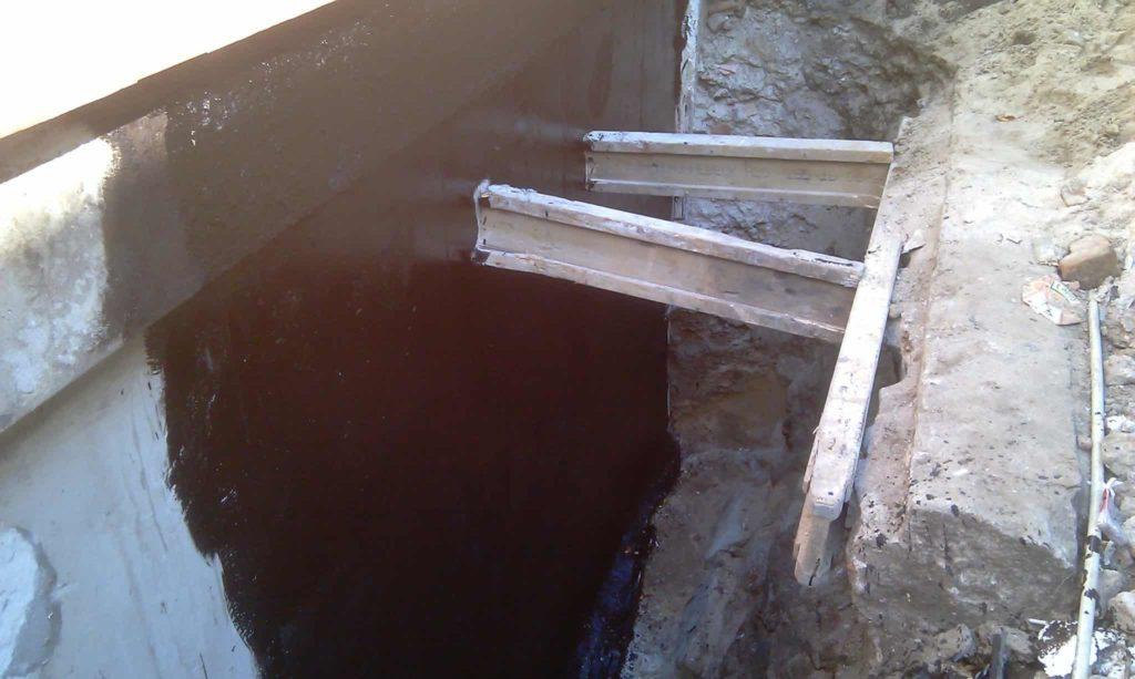 Hydroizolacja fundamentów
