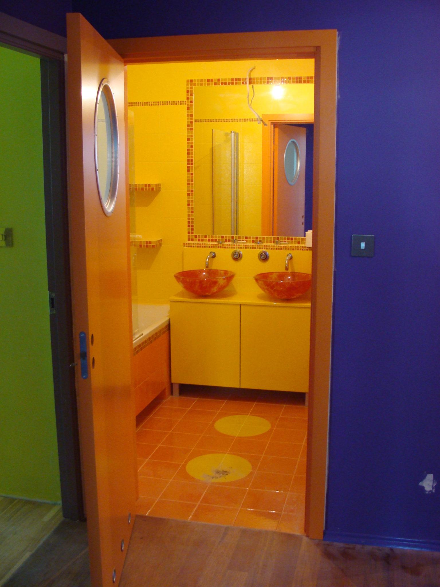 Wykonana łazienka