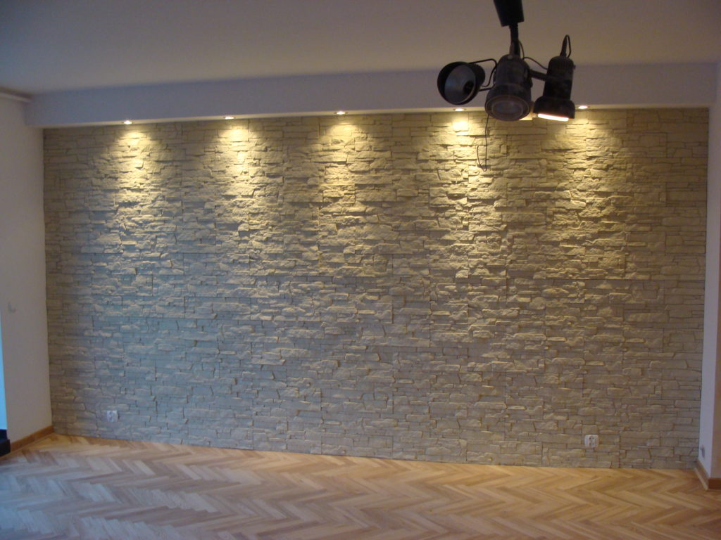 Kamień elewacyjny i dekoracyjny na ścianę
