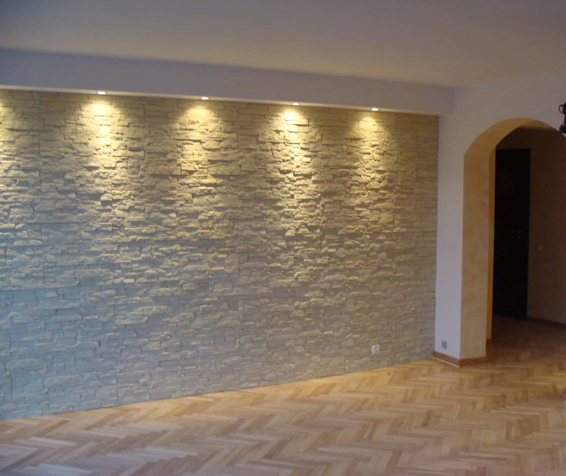 Gotowa ściana po realizacji firmy