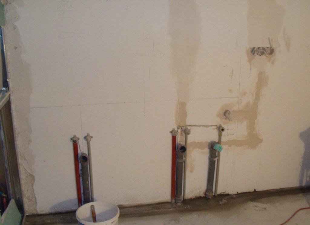 Kable elektryczne i hydraulika