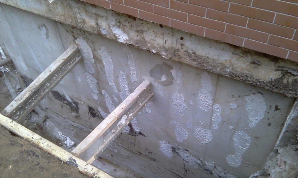 listwy podtrzymujące ścianę nośną
