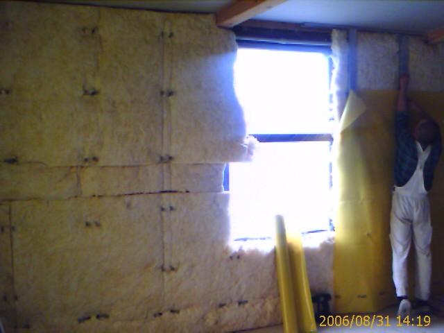 dobra izolacja termiczna to wełna mineralna