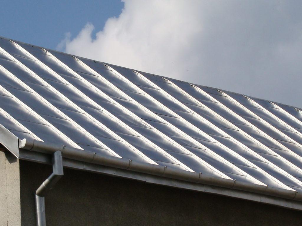 Dach po konserwacji