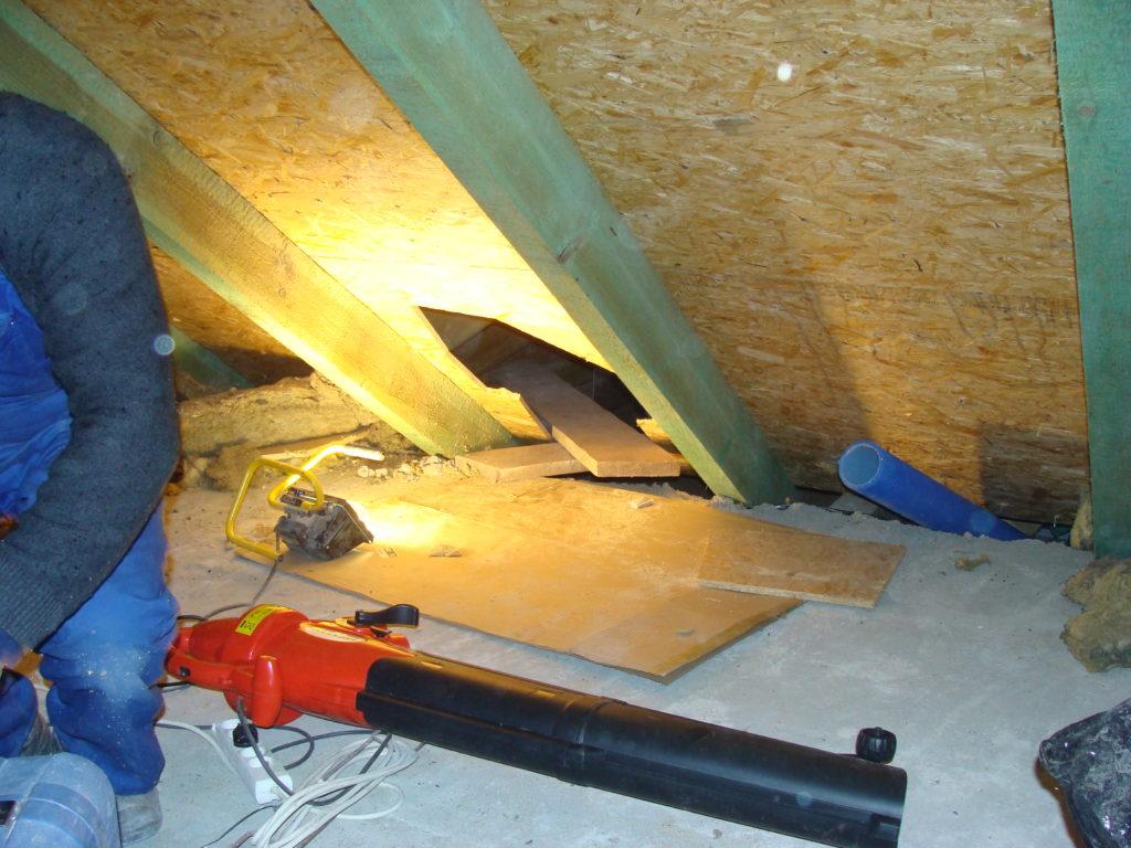 Specjalistyczne usługi budowlane