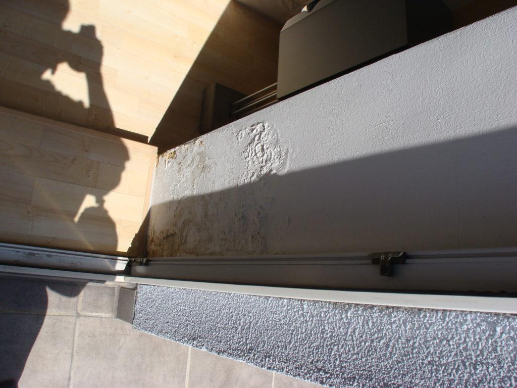 wilgoć na ścianach w domu